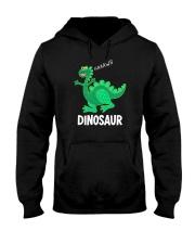 Dinosaur Hooded Sweatshirt thumbnail
