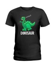 Dinosaur Ladies T-Shirt thumbnail