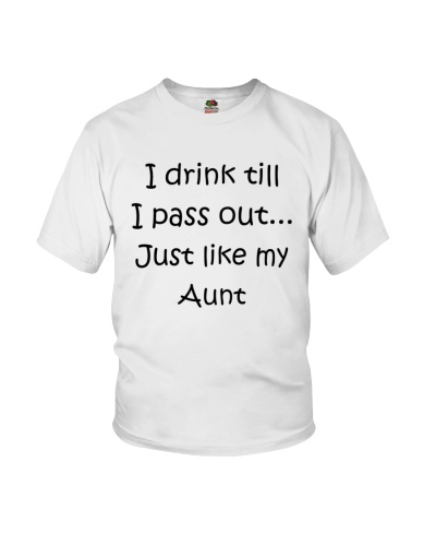 Just Like My Aunt