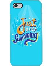 Just Keep Swimming Phone Case i-phone-7-case