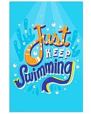Just Keep Swimming 11x17 Poster thumbnail