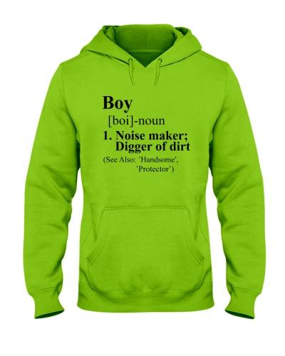 Boy Definition