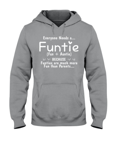 Everyone Needs A Funtie