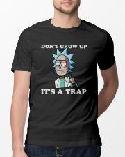 It's A Trap Classic T-Shirt lifestyle-mens-crewneck-front-13