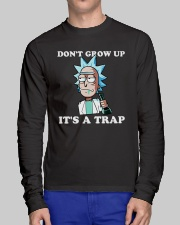 It's A Trap Long Sleeve Tee lifestyle-unisex-longsleeve-front-1