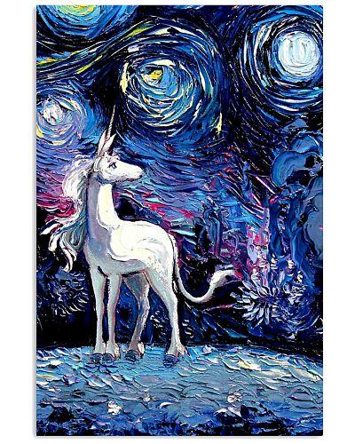 Starry Unicorn