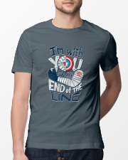 I'm With You Till The End Of The Line Classic T-Shirt lifestyle-mens-crewneck-front-13