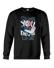 I'm With You Till The End Of The Line Crewneck Sweatshirt tile