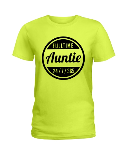 Full Time Auntie