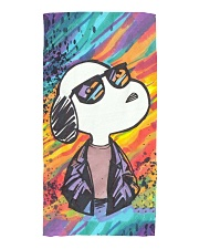 Cool Dog Beach Towel front