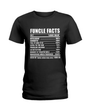 Funcle Facts Ladies T-Shirt tile