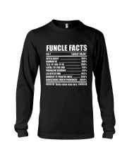 Funcle Facts Long Sleeve Tee thumbnail