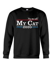My Cat 2020 Crewneck Sweatshirt thumbnail