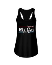 My Cat 2020 Ladies Flowy Tank thumbnail