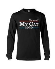 My Cat 2020 Long Sleeve Tee thumbnail