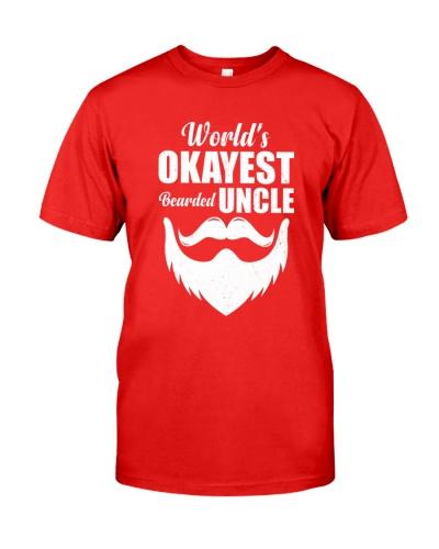 World's Okeyest Bearded Uncle