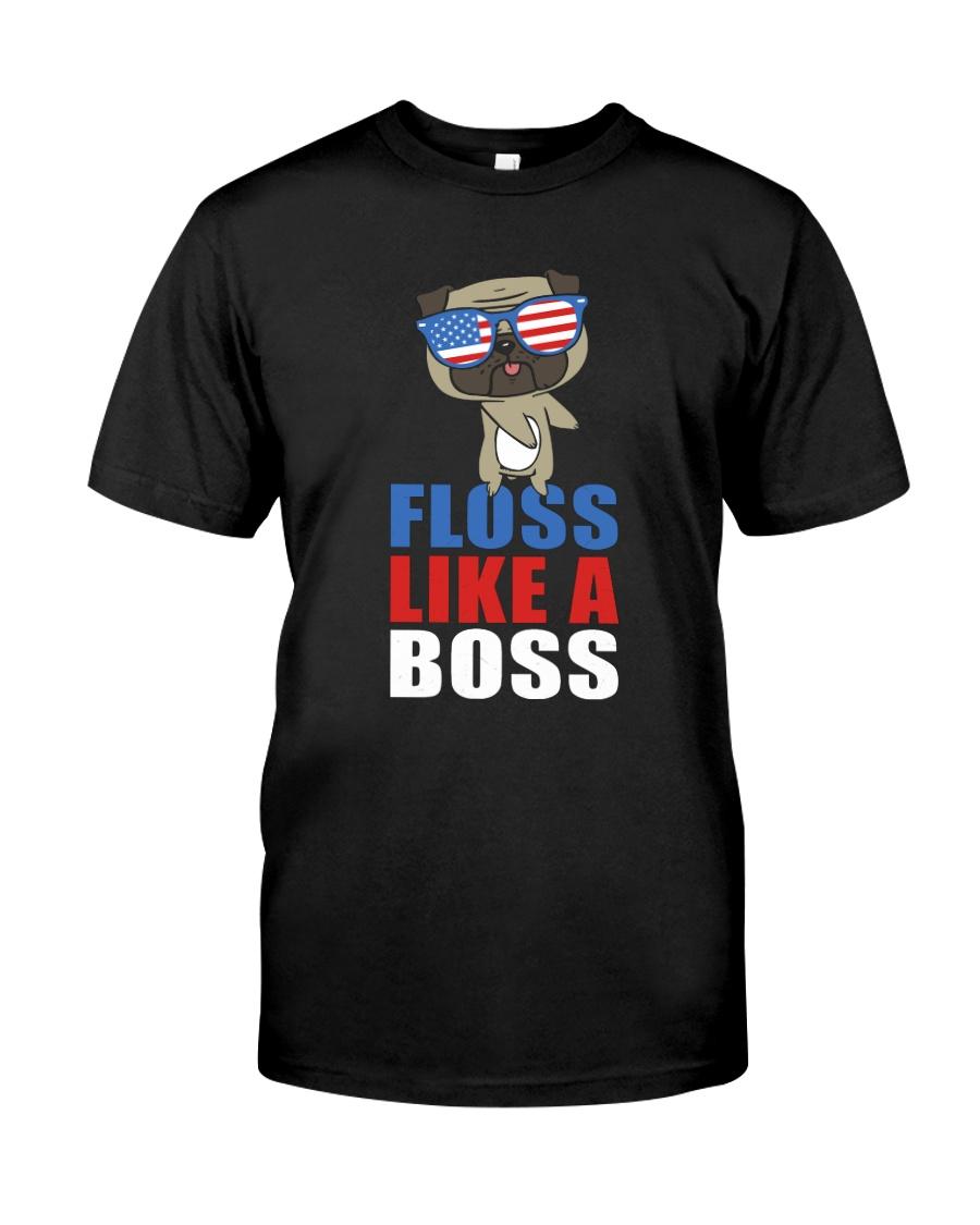 Floss Like A Boss Classic T-Shirt