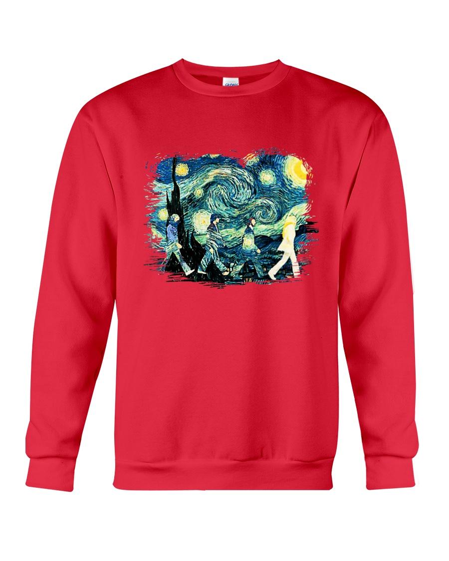 Limited Edition Crewneck Sweatshirt showcase