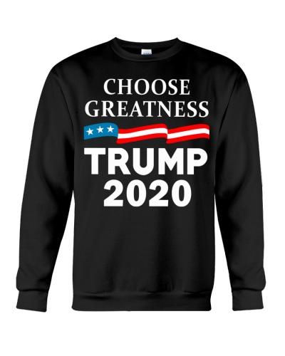 Macrolid 2D Choose Greatness Trump 2020