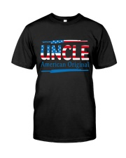 Uncle American Original Classic T-Shirt front