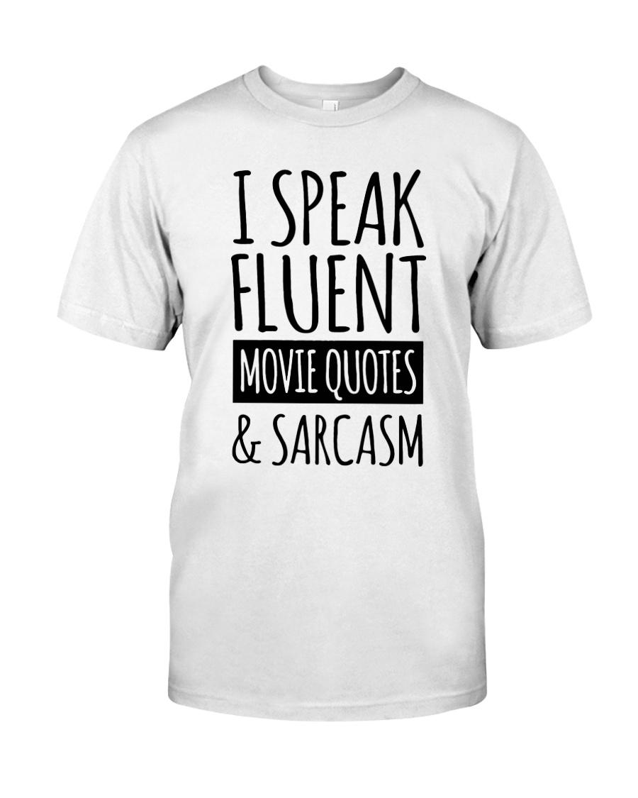 Christmas-Ispeakfluent Classic T-Shirt