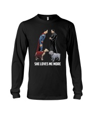 She Loves Me More Long Sleeve Tee thumbnail