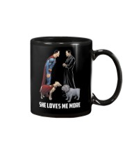 She Loves Me More Mug thumbnail