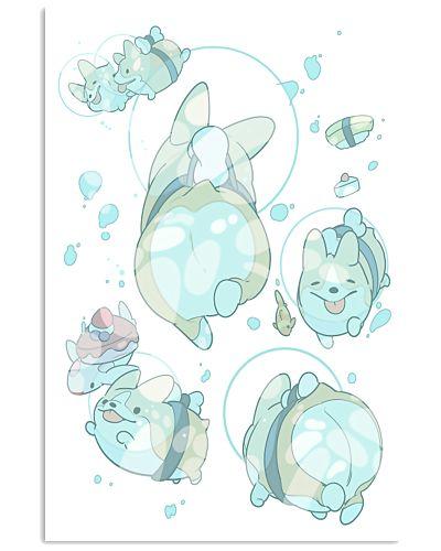 Bubble Corgi