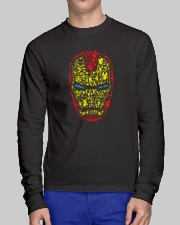 Iron Mask Long Sleeve Tee lifestyle-unisex-longsleeve-front-1