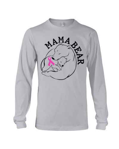 Mama Bear - Cancer Shirt