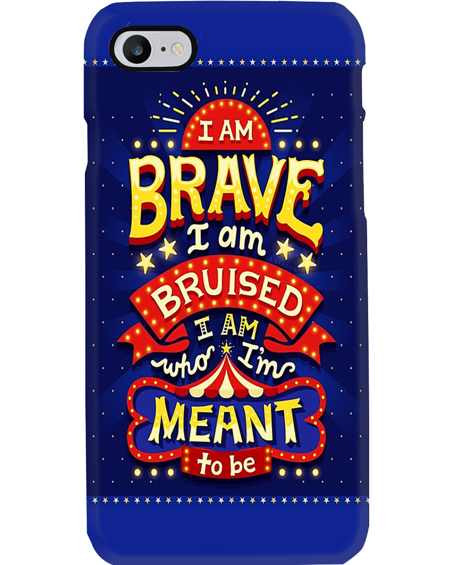 I'm Who I Meant To Be Phone Case