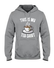 This Is My Tea Shirt Hooded Sweatshirt thumbnail