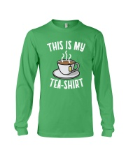 This Is My Tea Shirt Long Sleeve Tee thumbnail