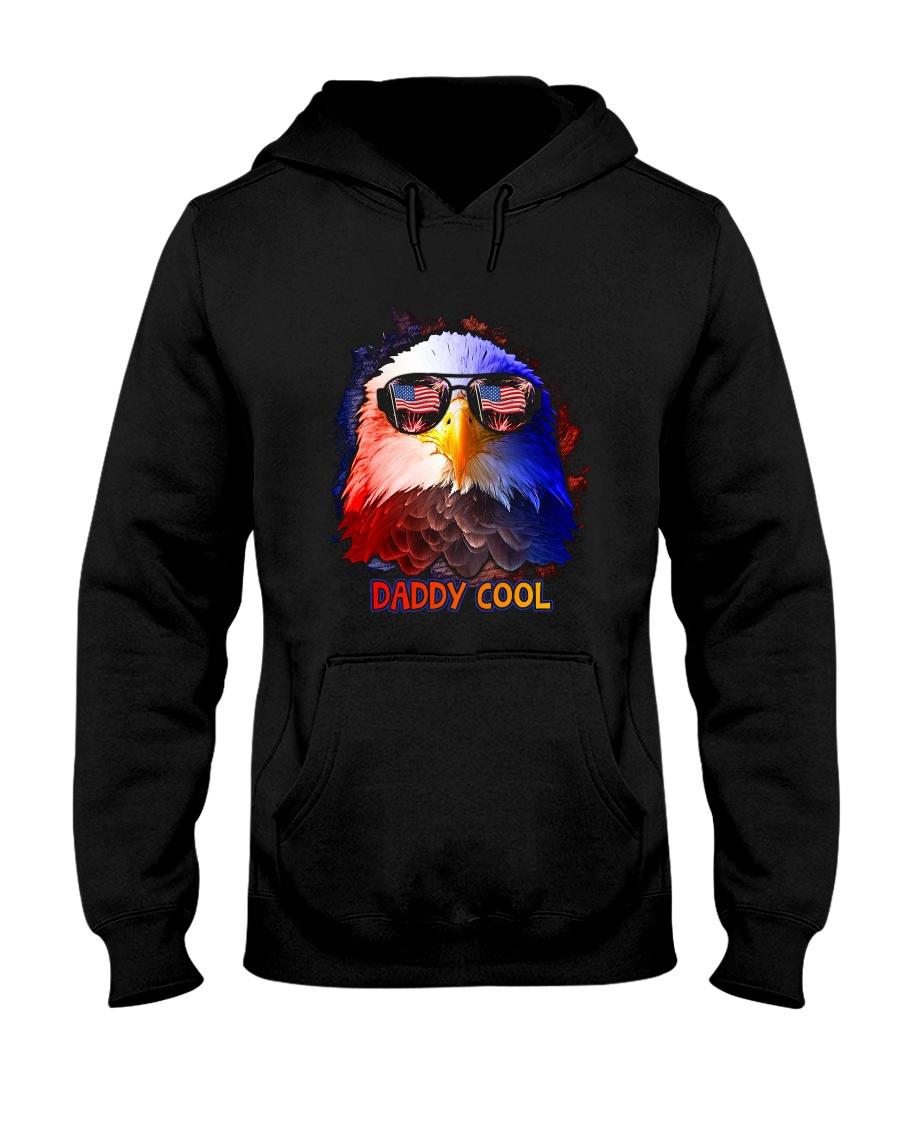 Daddy Cool Hooded Sweatshirt