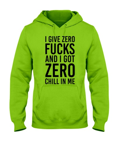 I Give Zero