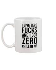I Give Zero Mug back