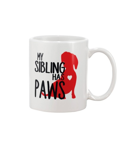 My Sibling Has Paws