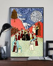 Star Ottoman Style 16x24 Poster lifestyle-poster-2