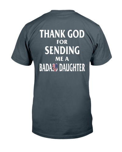 Thank God For Sending Me A Daughter