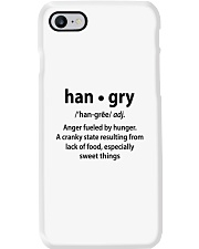 Christmas-hangry Phone Case thumbnail