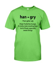 Christmas-hangry Classic T-Shirt tile