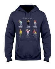 Types Of Dad Hooded Sweatshirt thumbnail
