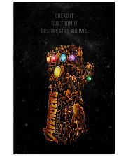 Dread It - Run From It 16x24 Poster front
