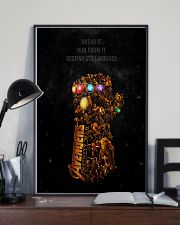 Dread It - Run From It 16x24 Poster lifestyle-poster-2