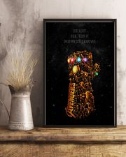 Dread It - Run From It 16x24 Poster lifestyle-poster-3