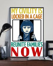 Reunite Family Now 16x24 Poster lifestyle-poster-2