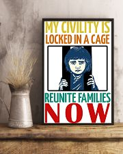 Reunite Family Now 16x24 Poster lifestyle-poster-3