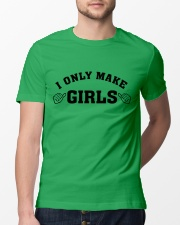 I Only Make Girls Classic T-Shirt lifestyle-mens-crewneck-front-13