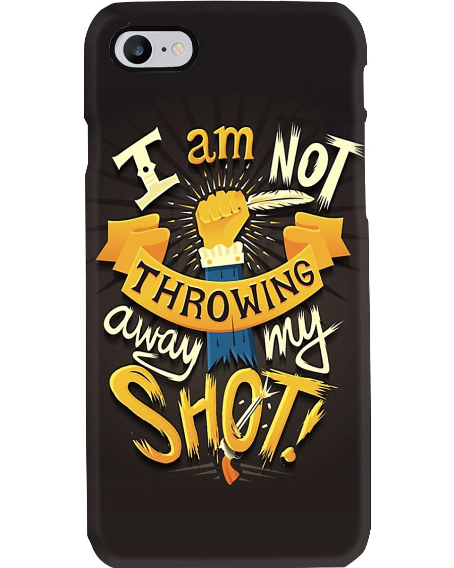 I'm Not Throwing Away My Shot Phone Case