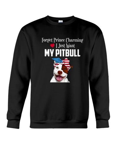 I Just Want My Pitbull